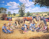 Harvest Lunch - Trevor Mitchell