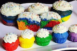 Rainbow treats @ Backen kann jeder!