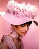 Audrey Hepburn -My Fair Lady