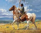 Native plains hunter
