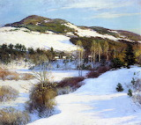 Willard Leroy Metcalf, Cornish Hills, 1911