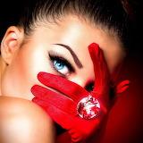 Seductive Red...
