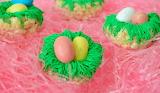 Krisp Rice Treats For Easter