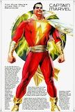 Captain Marvel data screen