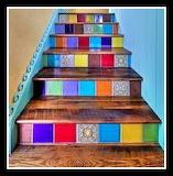 Steps color