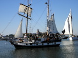 Black Beard The Pirate Jamboree Ocracoke Island NC USA
