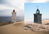 Engulfing Sands - Rubjerg Knude Lighthouse
