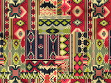 tribal print