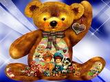 ☺♥ Teddy bear...