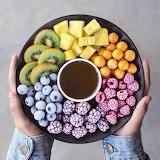 Fruits for dessert