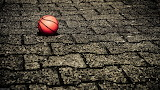 Basketball-Ball-on-Street-miscellaneous-misc.