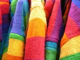Rainbow clothes