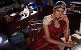 Mujer de india