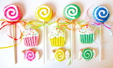 Fiesta cookies by Mar Flores