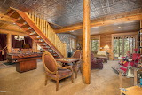 Arizona Cabin family room