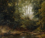 Rockley Woods, South Yorkshire (unknown artist)