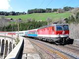 Südbahn, Austria