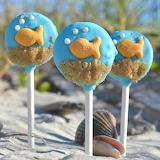 Beach Treats, Fish Pops