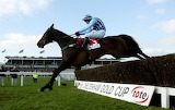 Best Mate and Jim Culloty 2003 Gold Cup