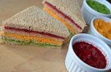 Sandwich...........................................x