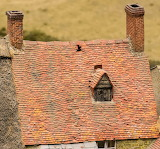 Badbury Farmhouse Roof