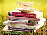 Teacup on Books