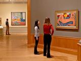 Admiring Matisse