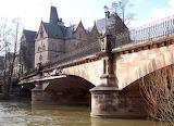 Weidenhaeuser Bridge, Germany
