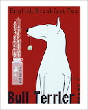 Bull terrier tea