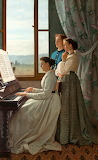 The Song of the Stornello-1867 ~ Silvestro Lega