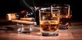 Whisky en vaso