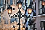 Street lamp - Zaragoza, Spain