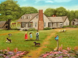 ^ Granpa's House ~ Arie Reinhardt Taylor