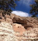 Arizona 10 Central Montezuma Castle near Prescott