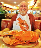 $60 for a Side Salad and a 6 Pound Lobster!