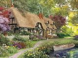 Carpenters Cottages - Dominic Davison