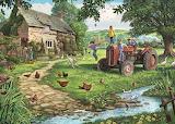 The Old Tractor v2 - Steve Crisp
