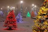 Christmas night Johnson City TN
