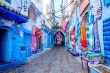 Chefchaouen-the blue city