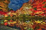 Paysage d'automne-Japon