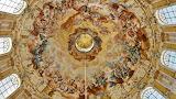 Kloster Ettal Fresco, Bavaria
