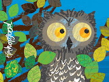 Tim Hopgood - Wow! Said The Owl