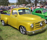 Studebaker pickup custom 1956