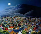 Mount Wellington - George Callaghan