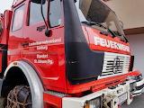 Fire Truck, St. Johann, Austria