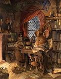 """""""Fairy Tales"""" tumblr wishingwellfairytales Mouse Rothfus"""