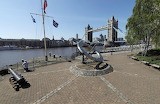 Lockdown Thames Walk