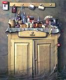 Twilight in the cupboard Yerka