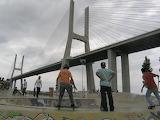 Vasco da Gama Brücke
