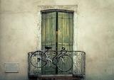 Bicycle balcony